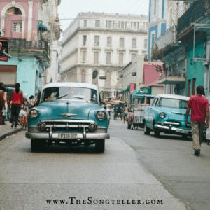 A Song Of Cuba